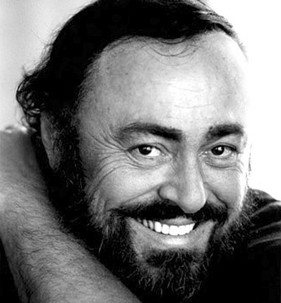 Luciano Pavarotti Caruso Lyrics
