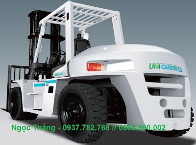 Xe nâng diesel 6 - 10 tấn