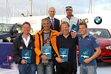 BMW J/24 European sailing champions- Dublin, Ireland