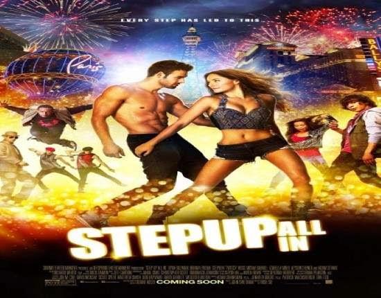 مشاهدة  فيلم Step Up All In مترجم اون لاين