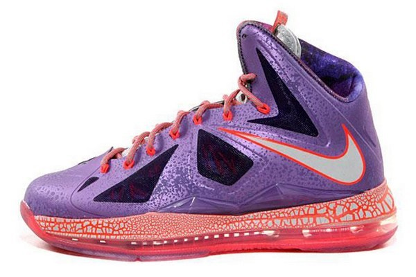 A Detailed Look at the Extraterrestrial Nike LeBron X 8220AllStar8221