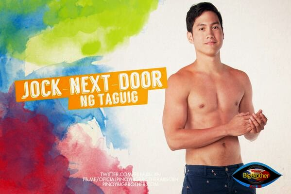 Axel Torres Pinoy Big Brother All In 27-04-2014