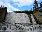 Salina Creek dam