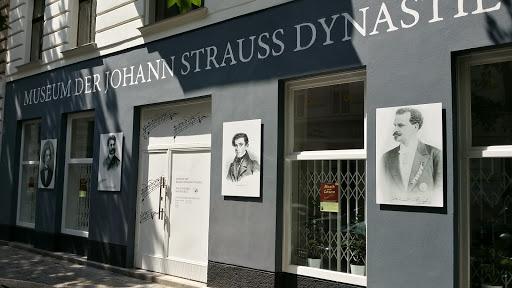 Strauss Museum Wien KULTURVEREIN WIENER BLUT, Müllnergasse 3, 1090 Wien, Österreich, Museum, state Wien