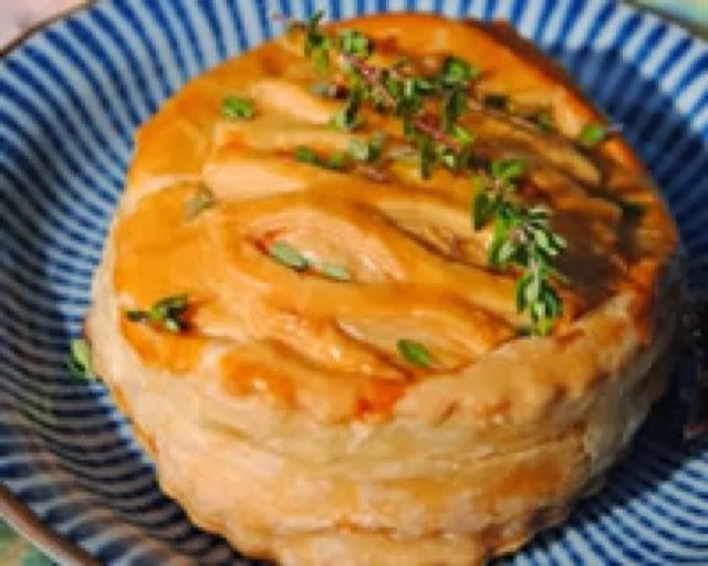 la cuisine alg 233 rienne feuilletee indien au poulet et au curry