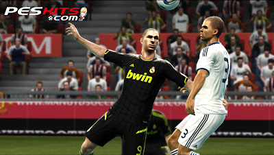 Real Madri 12-13 Kitset - PES 2012