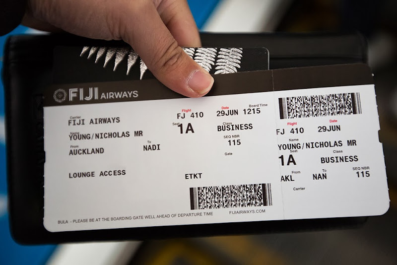 Out With The Old In With The New Fiji Airways Airliners Net