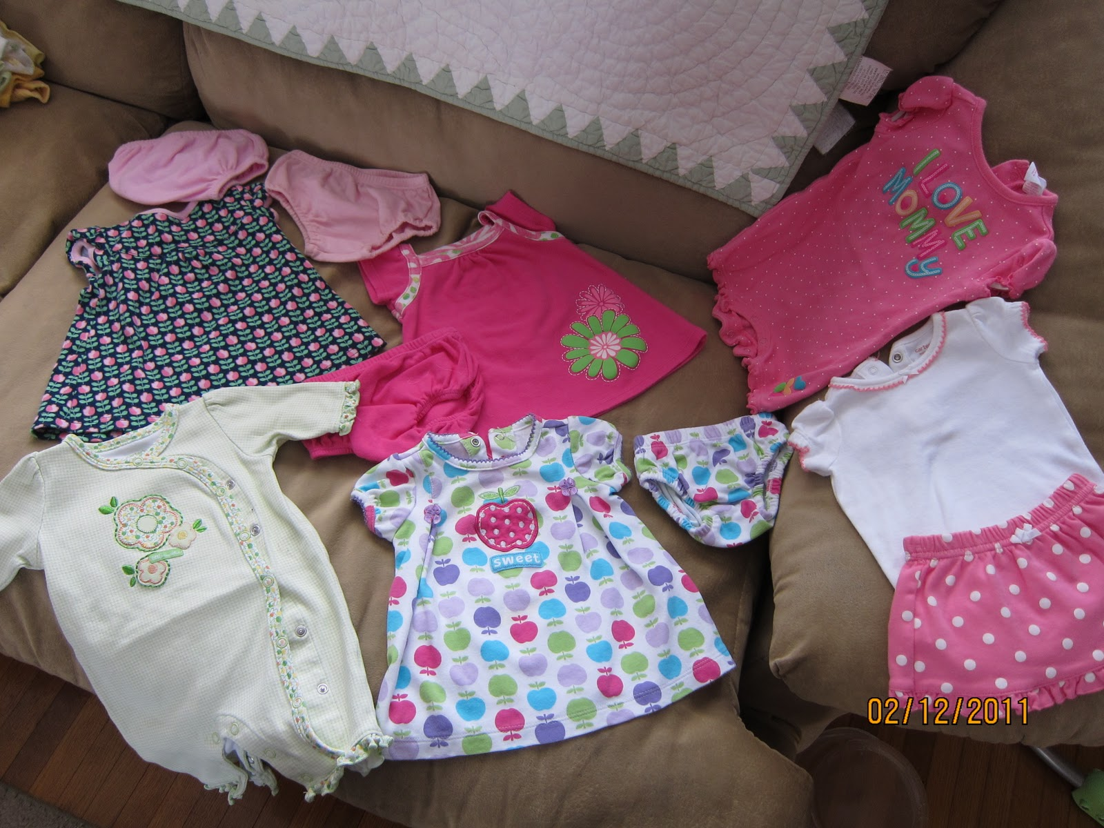 Our Family Sales Baby Clothes and More
