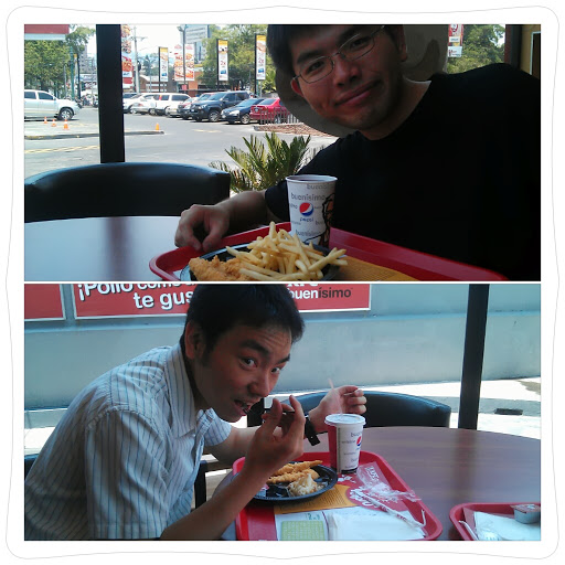 我們在KFC