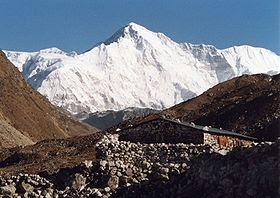 Cho Oyu - 10 Gunung Tertinggi Dunia