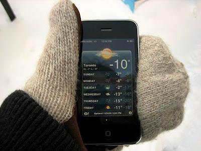 Las cinco mejores aplicaciones para mirar el tiempo en tu iPhone