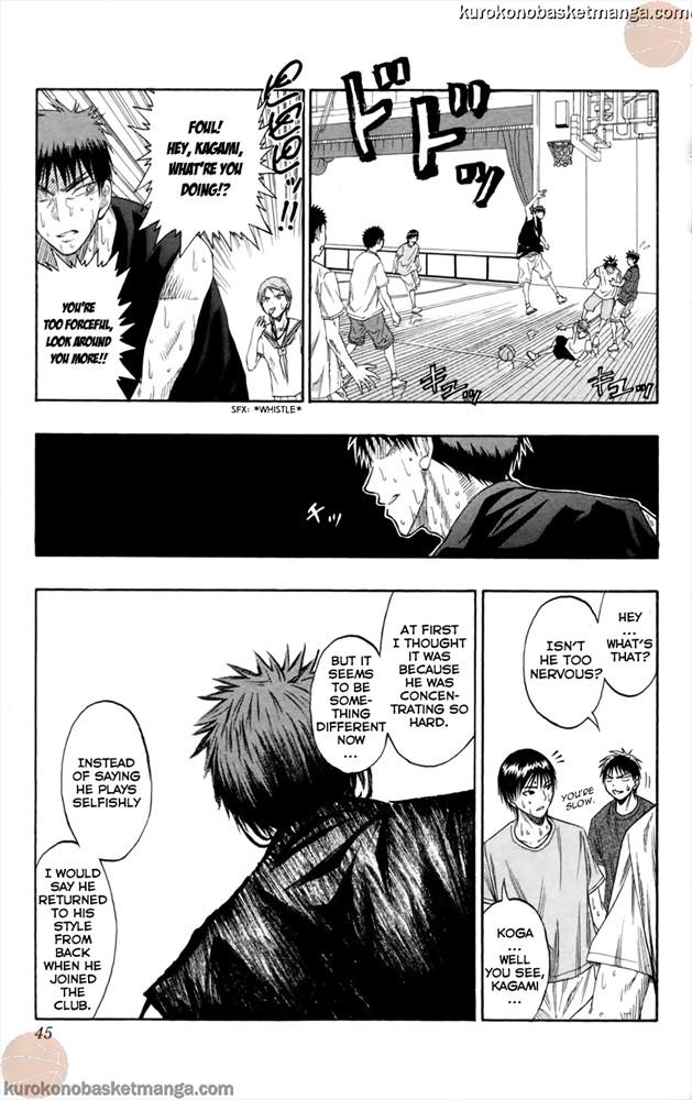 Kuroko no Basket Manga Chapter 54 - Image 17