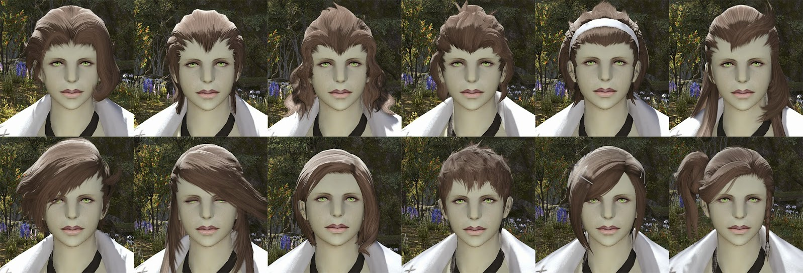 Roegadyn Female Hair