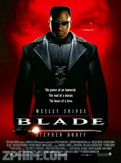 Săn Quỷ - Blade (1998) Poster