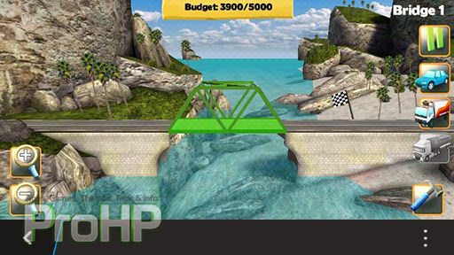 Bridge Constructor v2.7 for BlackBerry 10