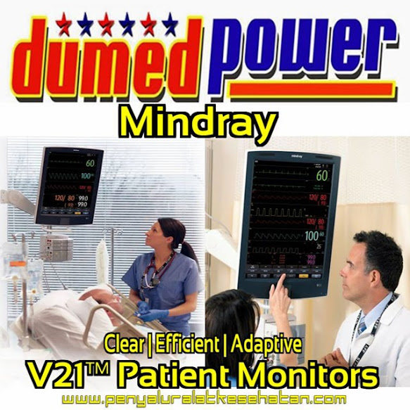 Mindray-V21-Patient-Monitor-V-Series