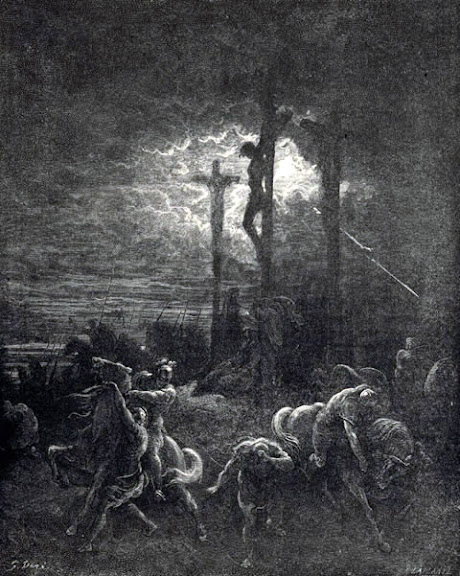 Death of Christ on the Cross