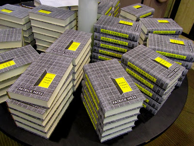 A pile of copies of More Than This