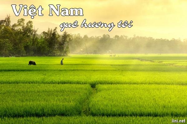thơ ca ngợi quê hương Việt Nam