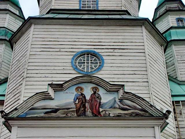 Зовнішні розписи собору