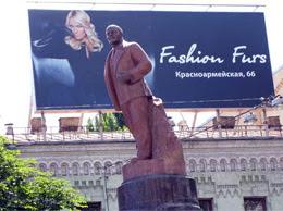 Soviet Kiev tour