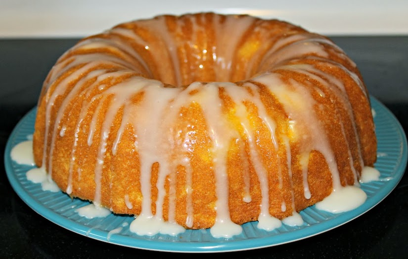how to make pineapple bundt cake