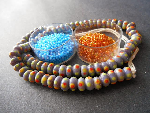Birds Nest Bead Color Idea