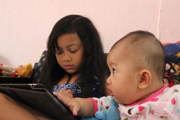 Diana Mau Main iPad