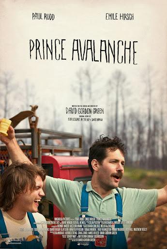 Γελαστός Πρίγκηπας Prince Avalanche Poster