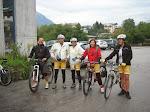 1° settembre 2013 - ciclabile Dobbiaco - Calalzo di Cadore
