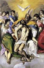 El Greco (+1614), Sma. Trinidad
