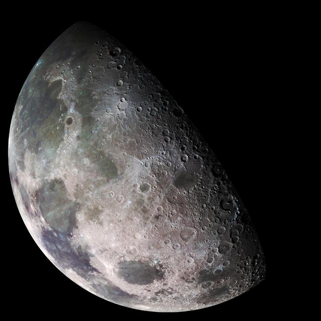 Bulan bumi.