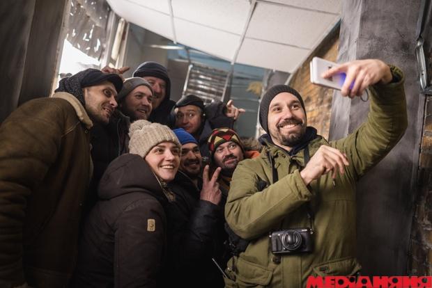 Киборги, Ахтем Сеитаблаев, Иванна Дядюра, Госкино, Филипп Ильенко, Вячеслав Кириленко