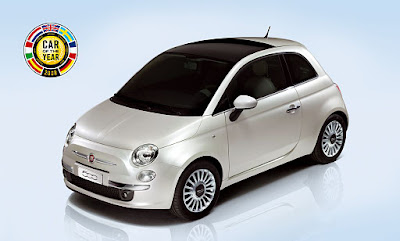 Fiat 500 Car of the Year