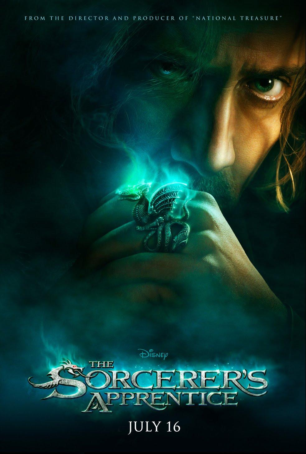 Cinema Freaks  NIC CAGE MONTH  The Sorcerer s Apprentice (2010) 7d98f9f00f06
