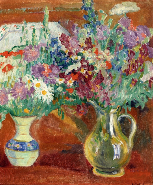 Louis Valtat - Wildflowers