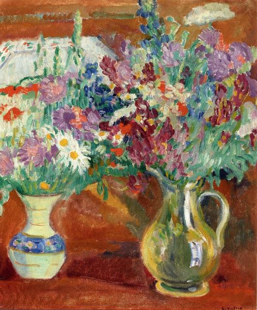 Louis Valtat - Wildflowers