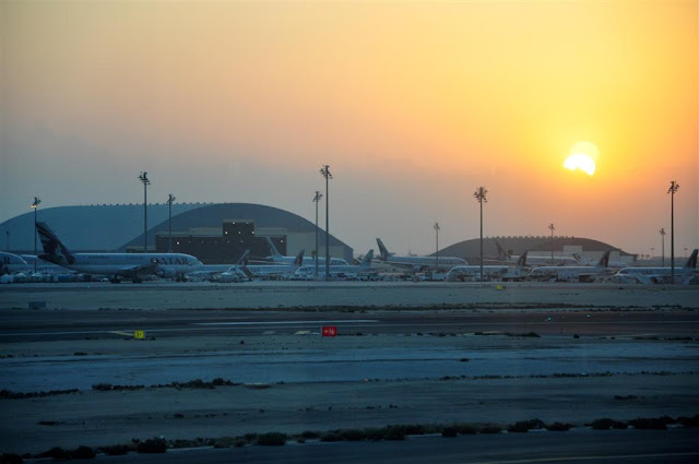 Doha: aéroport International