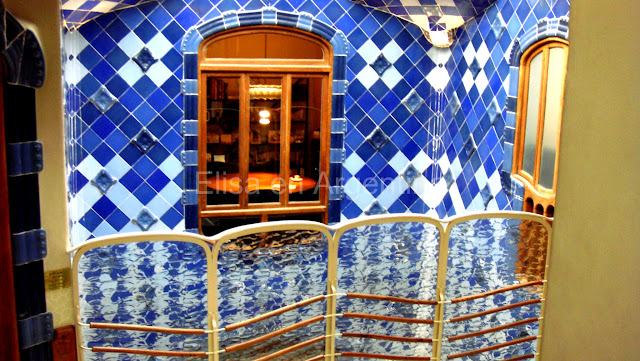 Gaudí, Casa Batló, Modernismo, Barcelona, Elisa N, Blog de Viajes Argentina