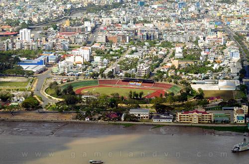 Kungfu Bóng Đá ra mắt sân vận động lớn nhất Việt Nam 2
