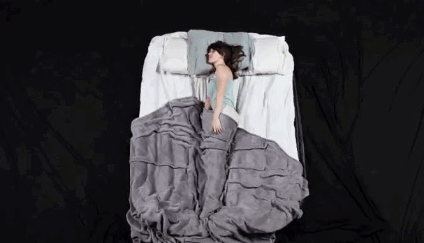 Posisi Tidur Dapat Mencerminkan Kepribadian Seseorang