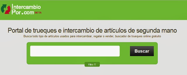 trueques e intercambios online
