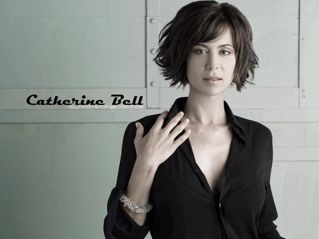 Catherine bell movie video