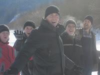 Фоторепортаж с тренинга по ньяса-йоге 12-18 февраля 2012г в Карпатах.763