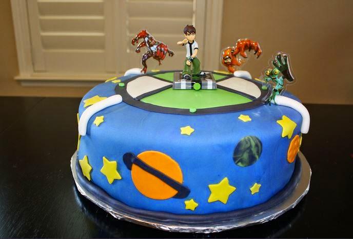 50 Best Ben 10 Birthday Cakes Ideas And Designs Ibirthdaycake