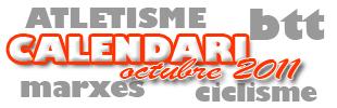 Calendari ciclisme, BTT, atletisme i triatló a Girona