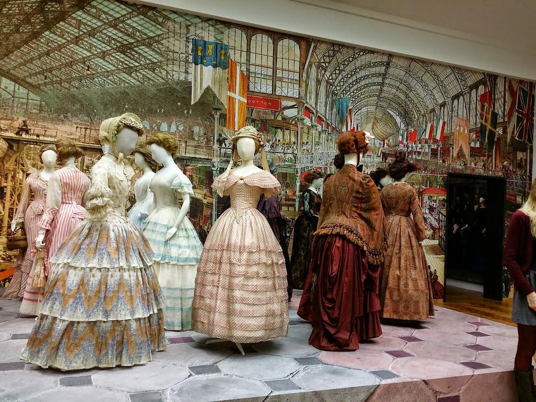 Les clientes des grands magasins, 1850-1860