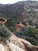 canyon lands survival trip