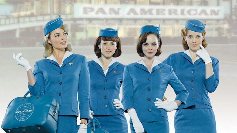 摩登空姐 Pan Am