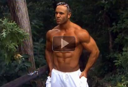 Bodybuilder - Physique Model Nick Soto Photo Shoot